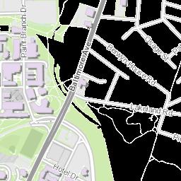 Susquehanna Campus Map.Umd Campus Map